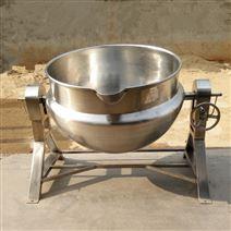 食堂熬粥专用电加热夹层锅 诸城生产厂家
