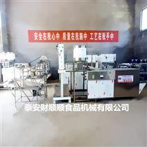 赤峰全自动干豆腐机全不锈钢制造 节省空间