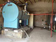 CWDR1.4-85/651.4MW取暖电热水锅炉