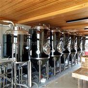 鲜啤酿造设备