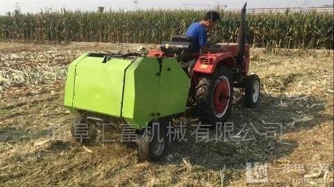 小型水稻捡拾打捆机多少钱一台