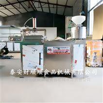 柳州市全自动豆腐机功能多助您轻松创业