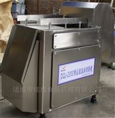凍豬肉切塊機設備