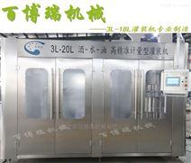 4.5L全自动三合一纯净水灌装机生产厂家