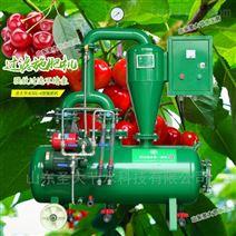 烟台施肥机安装图片操作方便樱桃水肥一体机