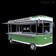 流动厨房车100个特色餐饮店具有不错的发展