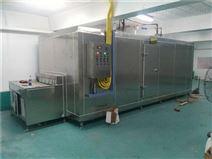 商用食品水产肉制品隧道式速冻机