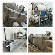 巴彦淖尔高价回收二手大豆烘干机