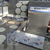 谁家做烤鸭饼机优品面饼机
