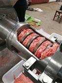 骨肉分离机 诸城富森精工可加工鲜肉 冻肉