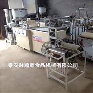 多功能豆腐皮机 赤水全自动干豆腐加工设备