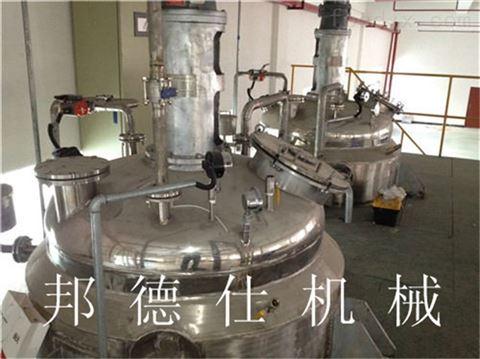 不锈钢反应釜厂家 灌封胶生产设备