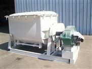 不锈钢无重力卧式肥料混合机