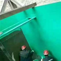 新疆污水池玻璃鳞片防腐施工