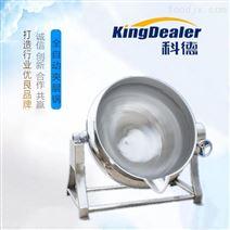 电加热可倾搅拌夹层锅