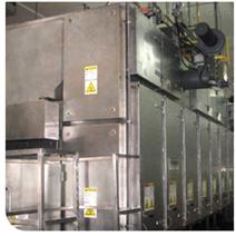 气流冲击式烤箱/干燥机