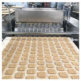 酥饼成型机 桃酥饼干生产线 自动桃酥摆盘机