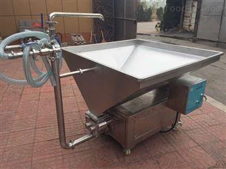 千叶豆腐供料机 吸料输送机设备
