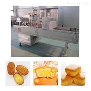 蛋糕成型机设备 无水蛋糕机 蛋黄派生产线