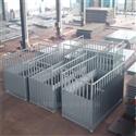 DCS-QC-H畜牧电子地磅,动物平台秤,2吨围栏磅秤
