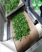 微波茶叶杀青机连续生产
