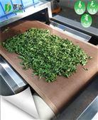 雅安绿茶微波杀青干燥设备西安厂家定制设备