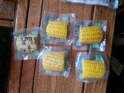 速食黏玉米大产量专用连续滚动式真空包装机