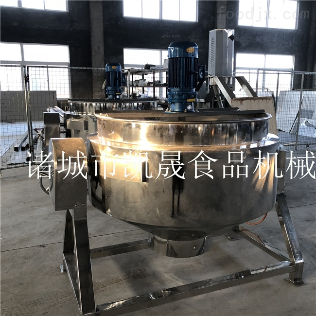 KS-200型-天燃氣蒸煮夾層鍋