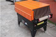 威海喷气式餐具收缩机铝型材矿泉水裹包机
