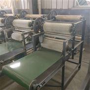时产1000筋度高仿手工超薄豆腐皮加工设备