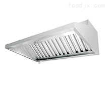 食堂員工排煙管道設備-餐廳排煙系統設備