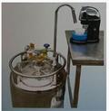 手動液氮冰淇淋機