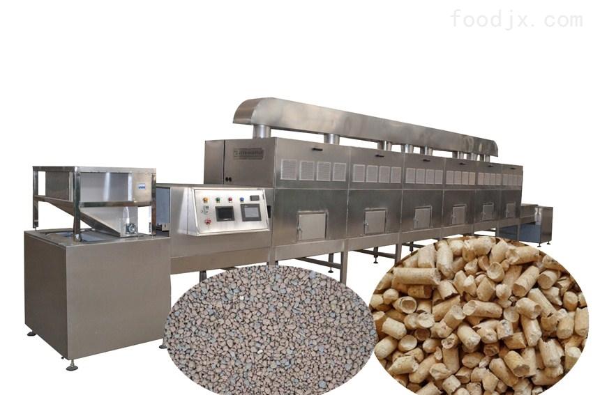 山东猫砂烘干去水设备厂家