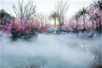 小区园林雾景系统