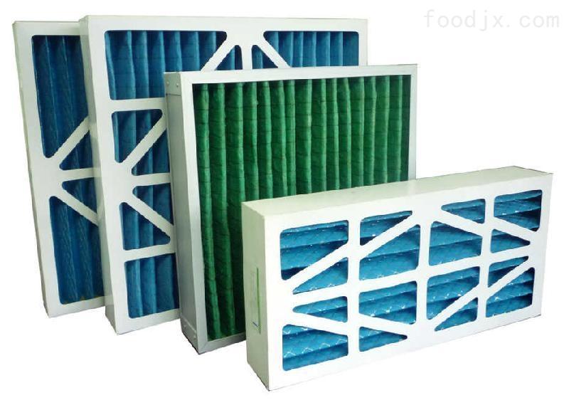 供应潍坊无尘室设备之初中高效过滤器