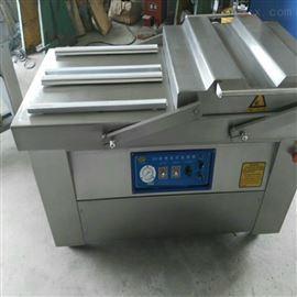 粉蒸牛肉半自动多种盒式气调包装机