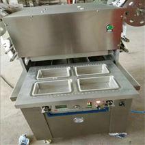 四川臘肉貼體盒式連續包裝機