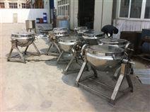 厂家直销 供应国禹不锈钢蒸汽夹层锅
