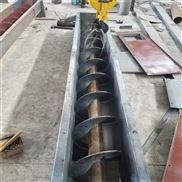 螺旋输送机 粉煤灰输送设备
