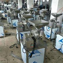 广州304不锈钢齿盘式粉碎机旭朗工厂