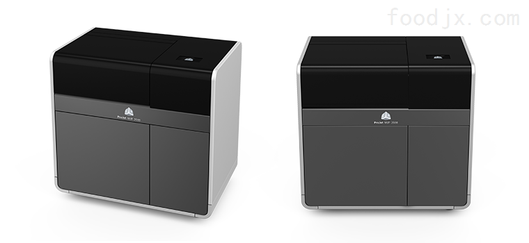 塑料件3D打印机:ProJet® MJP 2500 Series
