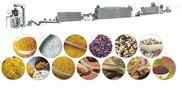 人工营养大米膨化机速食方便米饭加工生产线