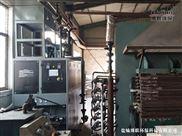 琅特燃气模温机在佛山板材热压机上的应用