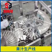 RXGF18-18-6-金银花饮料生产线   玻璃瓶饮料灌装机