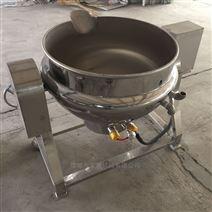 可傾斜式蒸汽夾層鍋