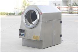 全自动立式小型花生电磁炒货机