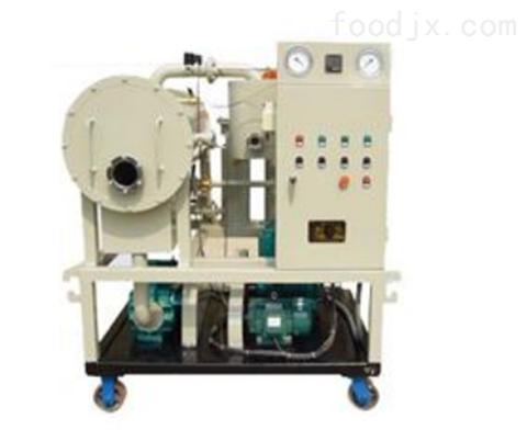 高粘度液压油滤油机