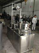 厂家直销 供应国禹不锈钢小型提取浓缩机组