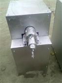 單螺桿擠壓式膨化機寵物食品 生產工廠