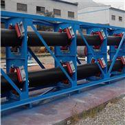 管状带式输送机可转弯运行 规格齐全